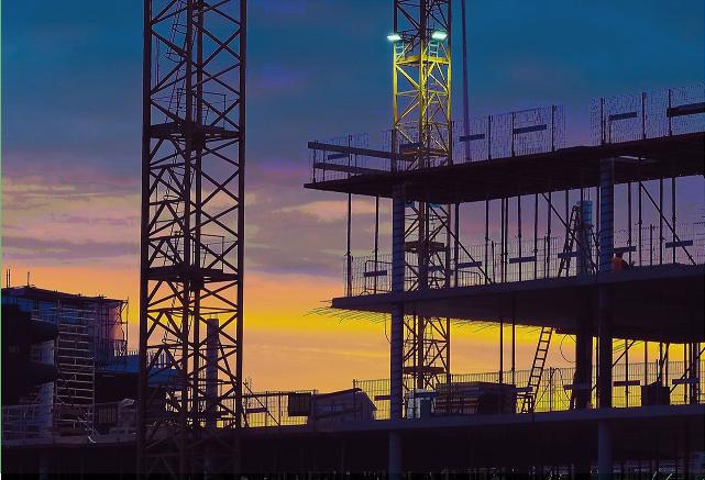 Управління фінансами проектів в будівництві