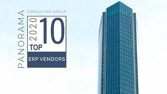 IFS обрано до топ-10 ERP-постачальників 2020 року