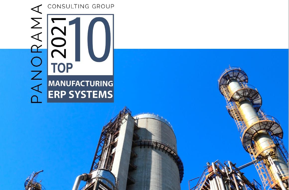 IFS Applications у рейтингу провідних ERP систем 2021 року